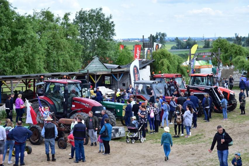 Dzień Farmera w Silverado City w Bożejewiczkach koło Żnina.