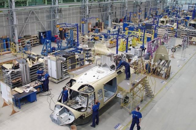 Wiceminister negatywnie o ofercie Airbusa. To szansa dla PZL-ŚwidnikW razie zwycięstwa PZL-Świdnik miałby się stać światowym centrum produkcji śmigłowca AW149