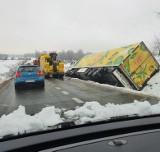 Trudne warunki na drogach. Minionej doby w pow. nakielskim doszło do 8 zdarzeń. Uważajmy!