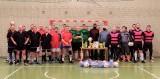 Reprezentanci Potulic wygrali IX Mikołajkowo - Gwiazdkowy Turniej piłki nożnej LZS w Ślesinie