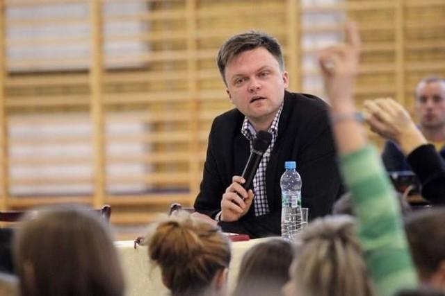 Swój udział w spotkaniu potwierdził m.in. Szymon Hołownia, dziennikarz i publicysta