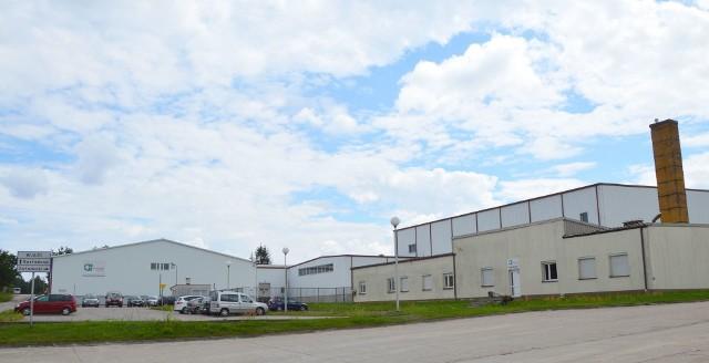 Zakład produkcyjny w Suchedniowie