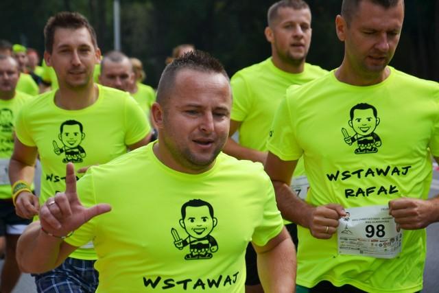 Bieg Gladiatora odbył się w sobotę, 17 września w Zielonej Górze