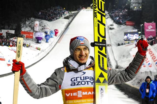 Kamil Stoch odniósł szóste zwycięstwo w PŚ w tym sezonie