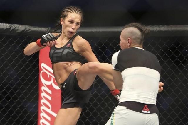 Jędrzejczyk vs Namajunas CAŁA WALKA YOUTUBE UFC 217