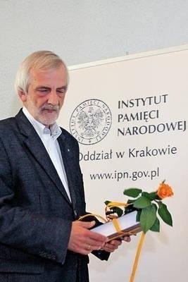 Prof. Ryszard Terlecki, poseł PiS, jest jednym z pięciu krakowskich profesorów, którzy walczyć będą o mandaty w tegorocznych wyborach Fot. Anna Kaczmarz