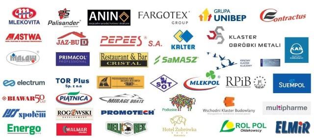 Do tej pory dołączyły do akcji następujące firmy: