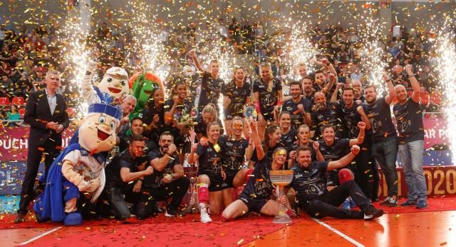 Chemik Police obronił Puchar Polski!