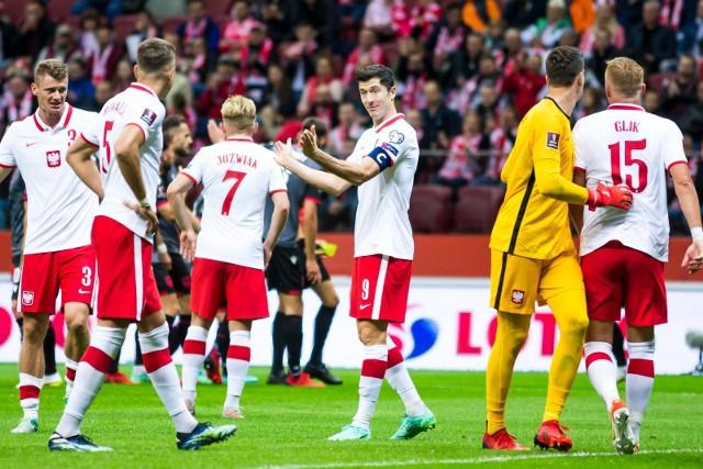 Reprezentacja Polski w eliminacjach mistrzostw świata Katar 2022