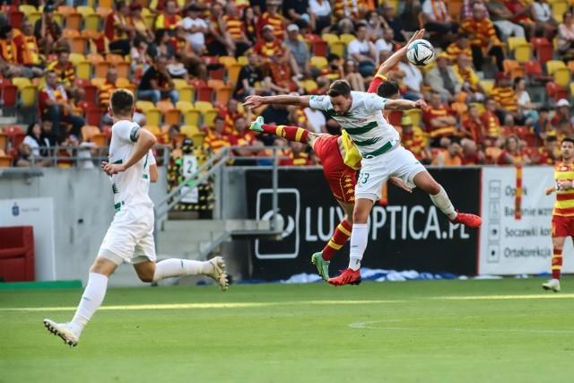 W lipcowym meczu Jagi z Lechią był remis 1:1. W spotkaniu Pucharu Polski zwycięzca musi zostać wyłoniony.