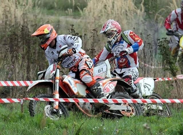 Andrzej Gruntowski z Hawi Racing Team Opole.