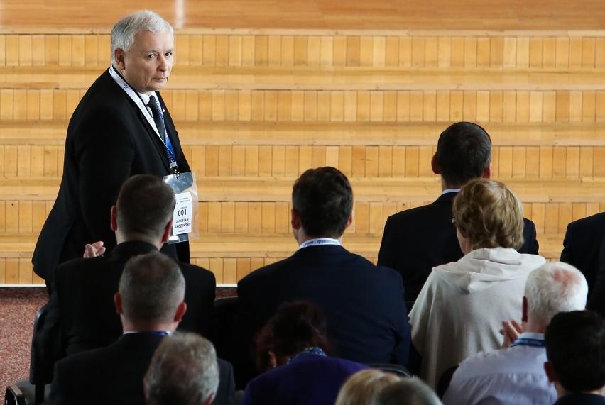 Kongres PiS w Warszawie