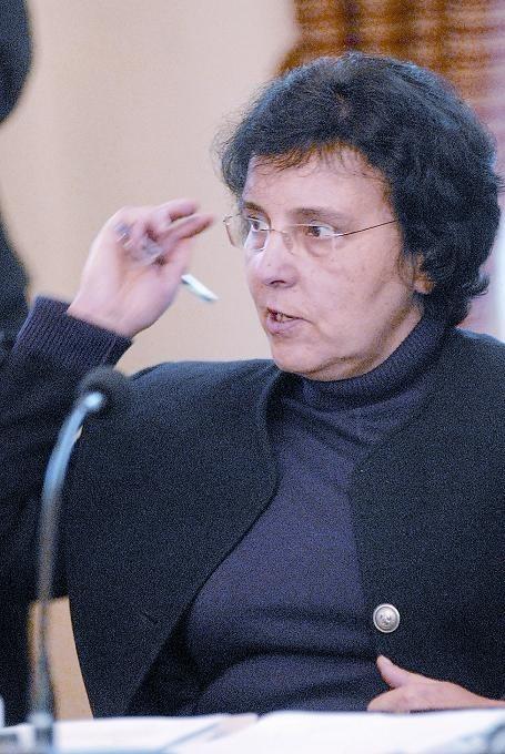 BOŻENA RONOWICZ, radna PiS, w poprzedniej kadencji prezydent Zielonej Góry, nauczycielka, obecnie pracuje w Zawodowym Studium Medycznym, którego była dyrektorem.