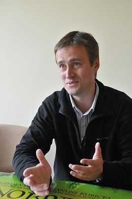 Tomasz Nesterowicz - kierownik biura prezydenta. Odpowiada za organizację tegorocznego Winobrania we współpracy z miejskimi podmiotami.