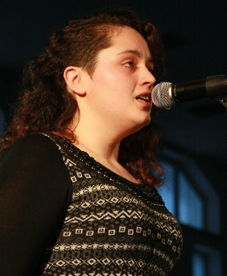 Ola Jelonek jest studentką, marzy o karierze śpiewaczki.