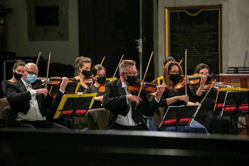 Koncertem poświęconym Krzysztofowi Pendereckiemu rozpoczął się Festiwal Muzyka w Starym Krakowie