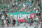 Śląsk - Piast. Prawie 13 tys. kibiców na meczu! (ZDJĘCIA, 28.07.2019)