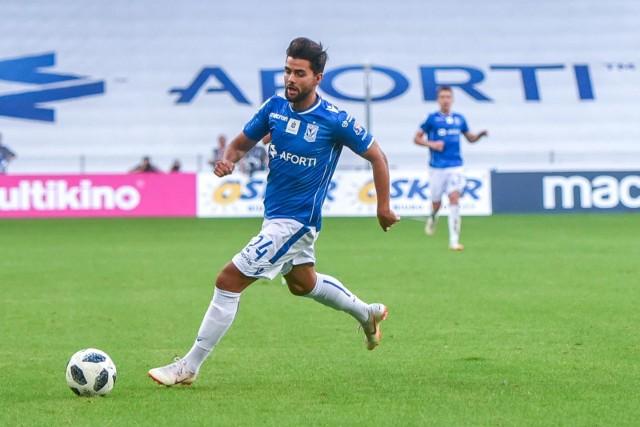 Joao Amaral zapewnił Lechowi awans do 1/16 finału Pucharu Polski. Sukces zrodził się w ogromnych bólach.