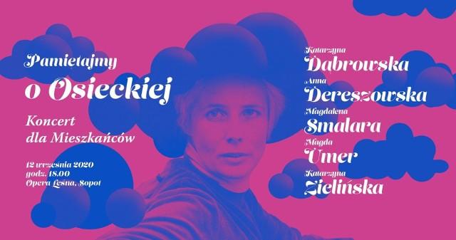 Koncert dla mieszkańców Sopotu