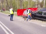 Śmiertelny wypadek w Mariankach [nowe informacje, zdjęcia]