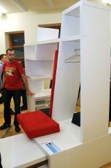 Wzornictwo plus przemysł - wystawa w Domku Ogrodnika