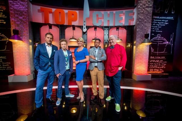 Jury i prowadzący program Top Chef w Polsacie