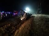 Śmiertelny wypadek ukraińskiego autobusu w Turze. Przyczyną - urwane koło