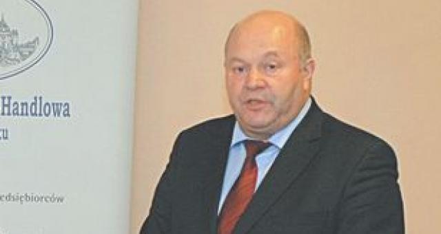 Prezes Contractus: Trzeba operować na wielu rynkach Witold Karczewski, prezes firmy Contractus