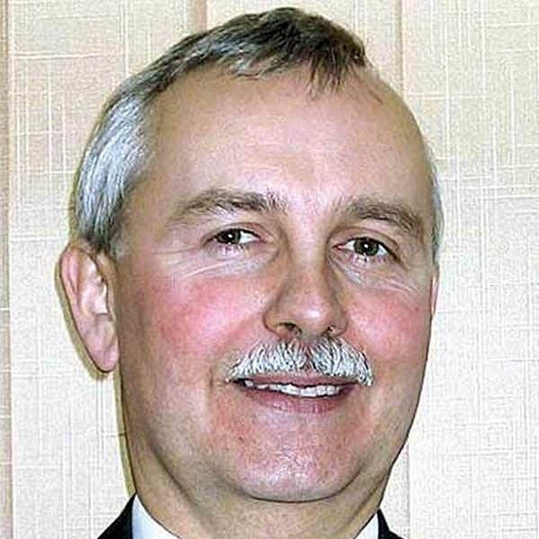Jacek Gil, prezes Wodociągów Dębickich