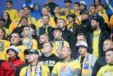 Piłkarze wygrali, a tak dopingowali kibice. Zobacz fanów Motoru Lublin na meczu z Garbarnią Kraków