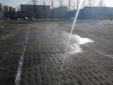 Na terenie targowiska w Łasku mogłyby powstać bloki. Gmina Łask przeprowadza ankietę