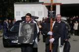Pogrzeb profesora Roberta Kwaśnicy, założyciela i rektora Dolnośląskiej Szkoły Wyższej [ZDJĘCIA]