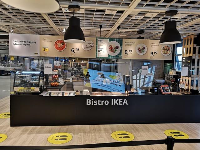 Bistro w sklepie IKEA w Katowicach