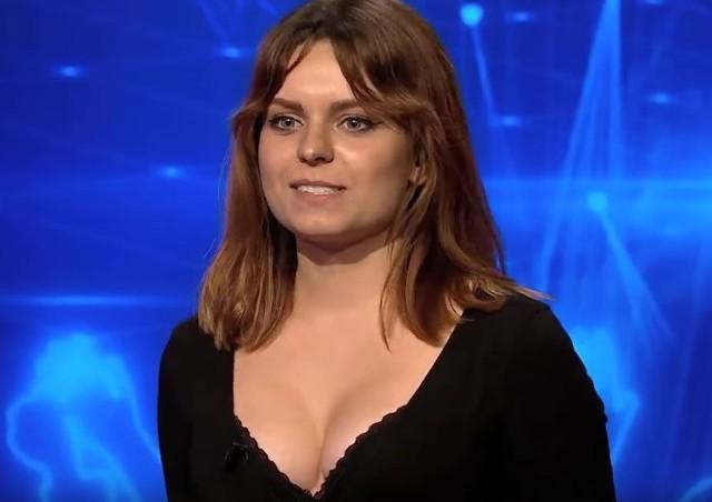 Ada Durzyńska w Idolu. Pochodzi z Łomży.