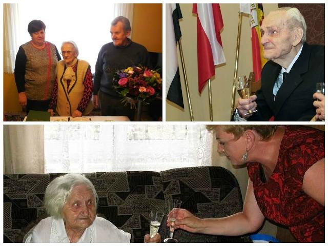 115 lat ma teraz najstarsza Polka, a najstarszy Polak jest od niej o dwa lata młodszy