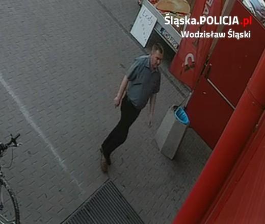 Tego mężczyznę szuka policja