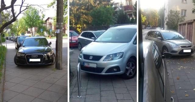 """""""Mistrzowie parkowania"""", """"Janusze parkowania"""" lub """"Święte krowy"""" to tylko niektóre z łagodniejszych określeń kierowców, którzy nie liczą się z innymi użytkownikami dróg i chodników. Oni parkują gdzie popadnie! Zresztą zobaczcie sami... >>>>>"""