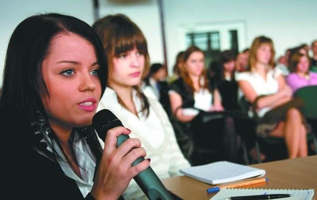W Polsce w ogóle nie ma kampanii społecznych, które uczyłyby tolerancji - podkreślali białostoccy licealiści