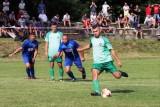 Drużyna LKS Różyca wygrała spotkanie  w doliczonym czasie gry