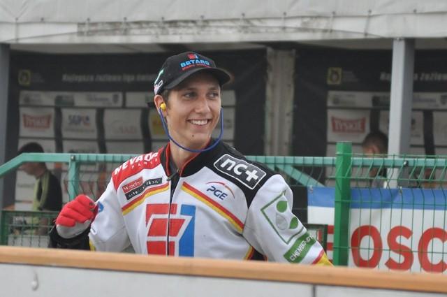 Maksym Drabik w biegu dodatkowym o drugie miejsce po ataku na prowadzącego Janusza Kołodzieja stracił swoją pozycję na rzecz Piotra Pawlickiego