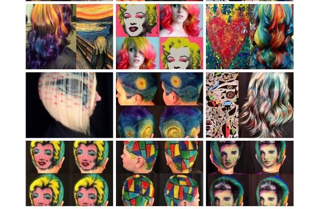 Fryzury na lato 2020? Te koloryzacje włosów są dla odważnych! Ursula Goff jest jedyną na świecie profesjonalną fryzjerką z dyplomem psychologa, która robi koloryzacje włosów inspirowane naturą, dziełami sztuki i popkulturą. Na włosach swoich klientek tworzy niezwykłe obrazy, dla wielu wręcz szokujące.Zobacz ZDJĘCIA FRYZUR na kolejnych slajdach