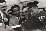 60 lat temu Jurij Gagarin wyleciał w kosmos. Zobacz, jak witano go w Zielonej Górze