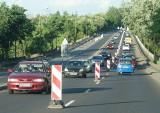 Ogromne korki w Sosnowcu na DK94. Remont wiaduktu paraliżuje przejazd do Katowic i Dąbrowy Górniczej