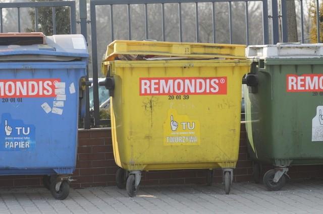 Remondis i Elkom - to firmy, które po 1 lipca będą wywoziły śmieci opolan na zlecenie miasta.