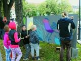W Chełmnie grafficiarze dali upust swojej pasji