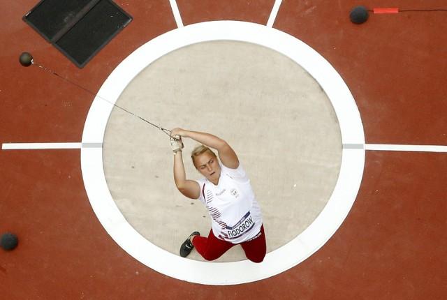 Joanna Fiodorow po słabym poprzednim sezonie w obecnym zgłasza już nawet aspiracje do medalu na igrzyskach