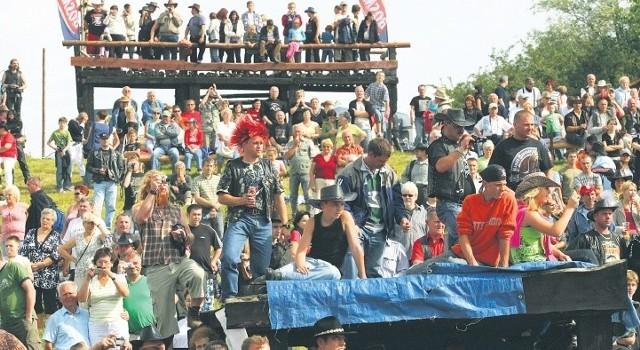 Fani muzyki country chcieli aby festiwal powrócił do Sułomina, bo tam jest lepsza atmosfera.