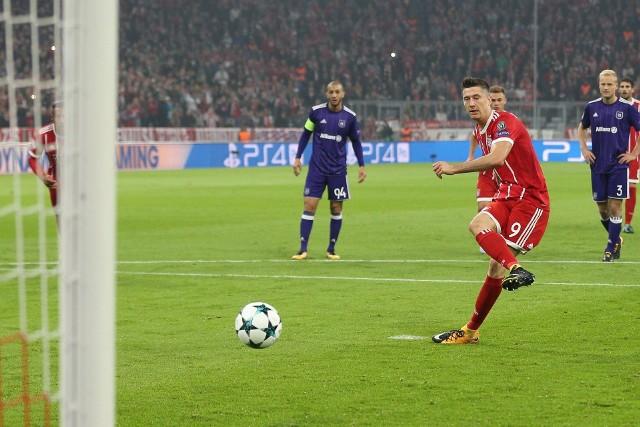Bayern Monachium - Anderlecht Bruksela 3:0