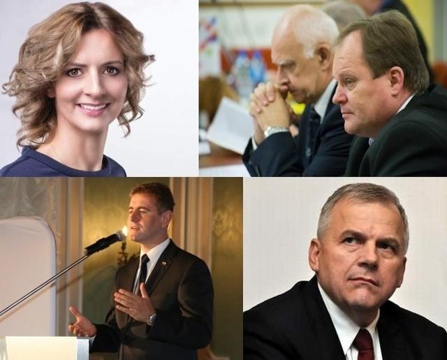Do sejmiku dostało się aż 14 radnych z poprzedniej kadencji.