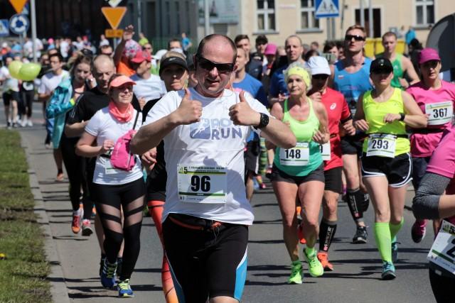 W tegorocznym półmaratonie śladami Bronka może wziąć udział nawet 1000 biegaczy